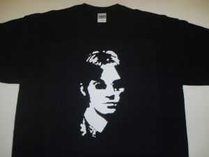 MENS SMALL FACES `STEVE MARRIOTT` T-SHIRT